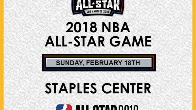 NBA All-Star Event Locked and Loaded for This Weekend