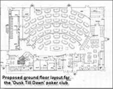 Dusk Till Dawn Card Room